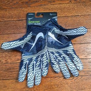 Nike Vaporknit Football Receiver Skill Gloves Sz L